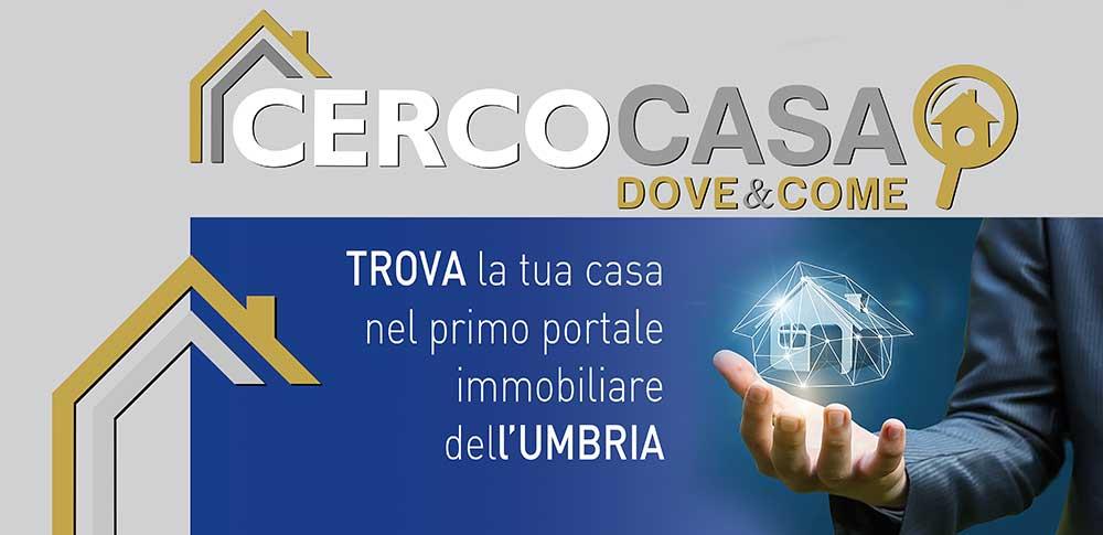 Case e terreni in vendita e in affitto in Umbria
