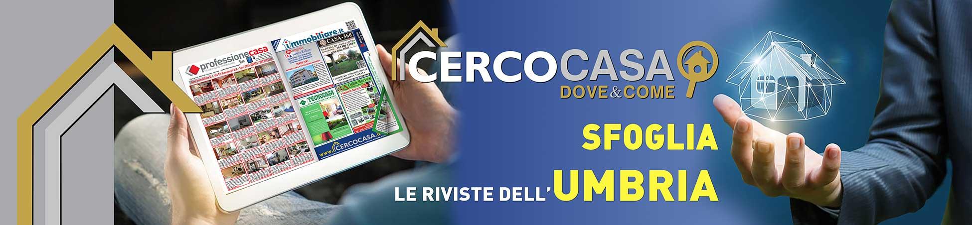 Vendita immobili Perugia e Terni