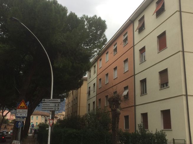 APPARTAMENTO VENDITA TERNI CITTÀ GIARDINO