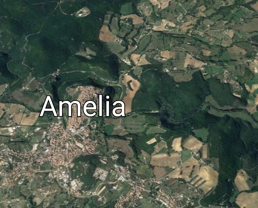 RUSTICO - CASALE VENDITA AMELIA